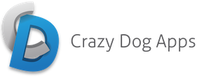 Crazy Dog Apps Logo